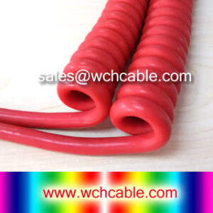 1000V High Voltage TPU Cable