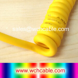 30V Low Voltage TPU Cable